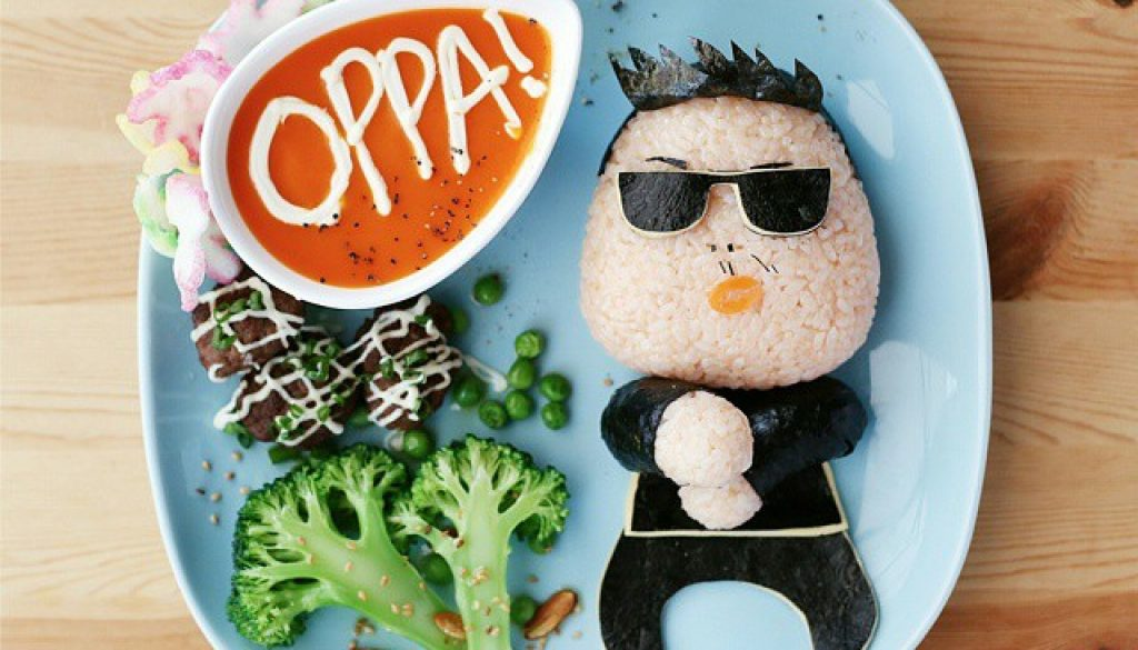 photos de food art