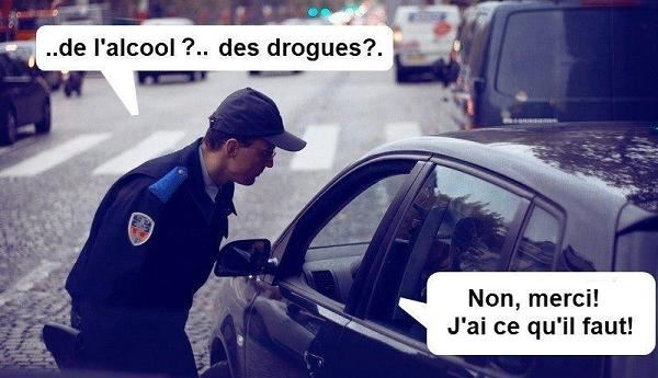 Humour police